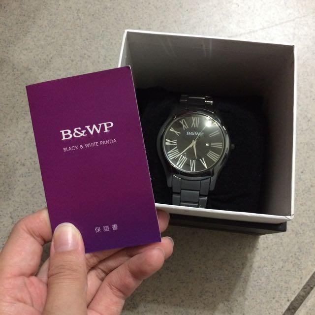 B&WP男錶