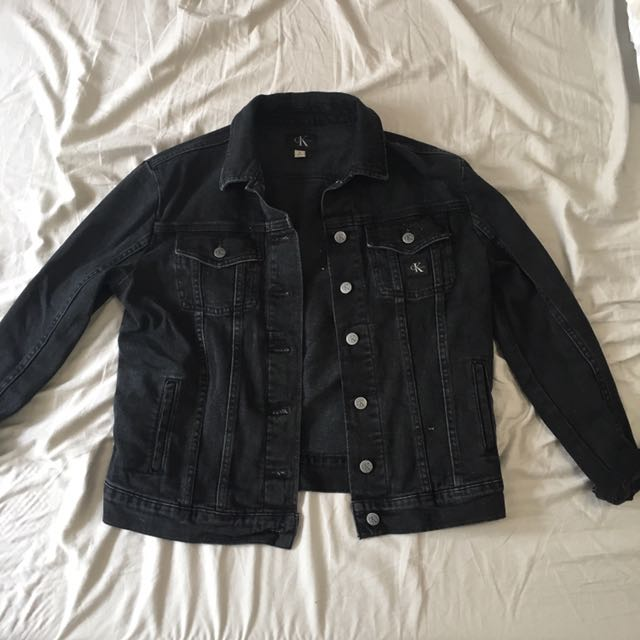 Calvin Klein Oversized Denim Jacket