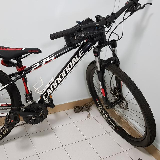 18b8483082f Cannondale Trail 5 29er Bike - 2015, Bicycles & PMDs, Bicycles on ...