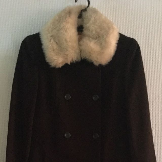 Casual Corner Trench coat Size 41
