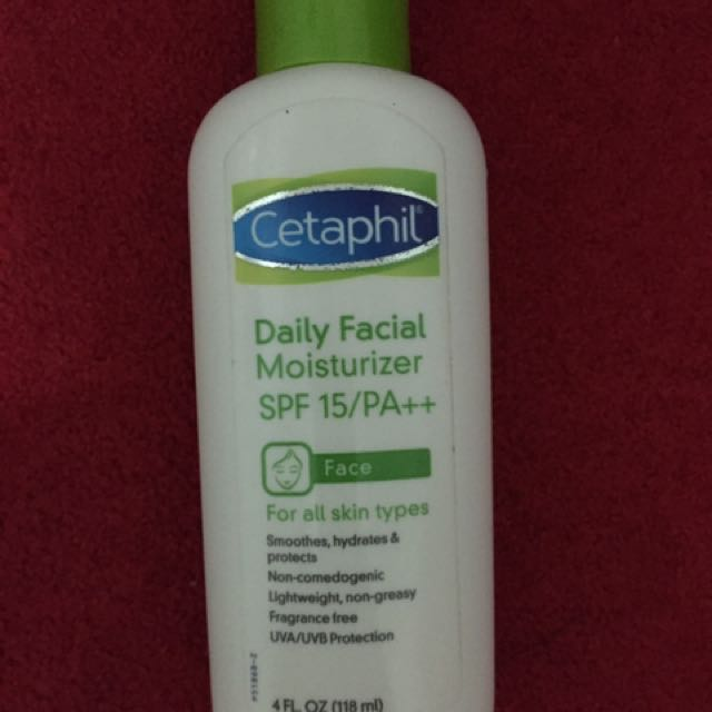 Cetaphil Daily Facial Moisturizer For All Skin Type