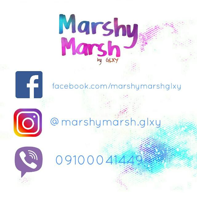 Contact Details Of Marshymarsh by GLXY