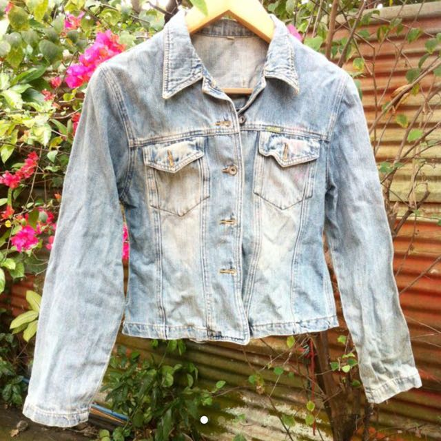 Denim Jacket NAME YOUR PRICE