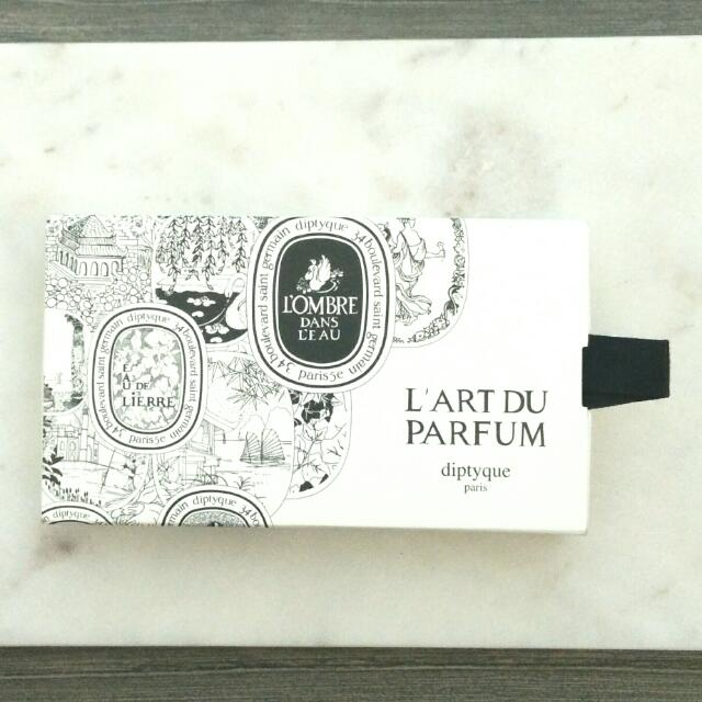 Dyptique Perfume Sample Kit