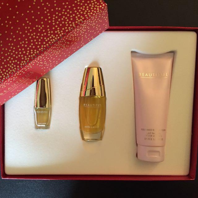 Estée Lauder Beautiful Gift Set