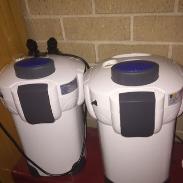 External Canister Filters