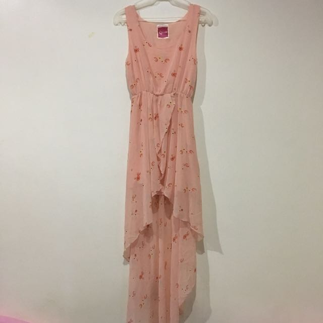Flowy Mullet Dress