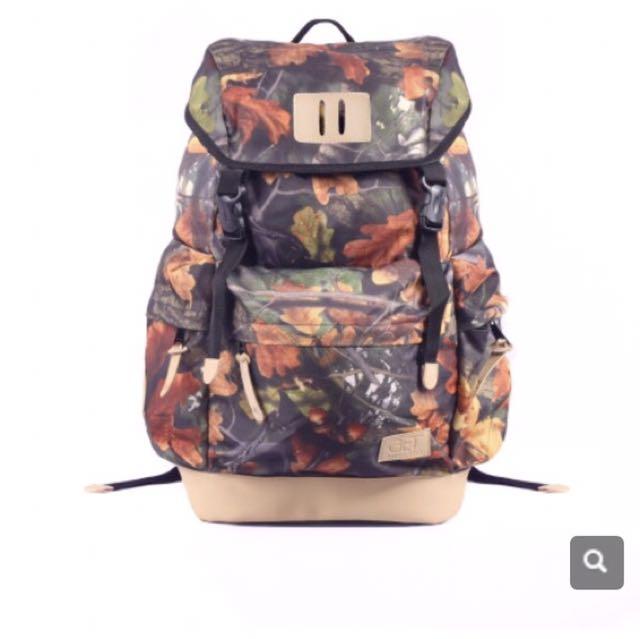 Foliage Bag Tas Ransel Besar Untuk Travelling Camping Backpack