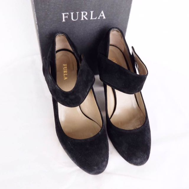 Furla Heels Authentic