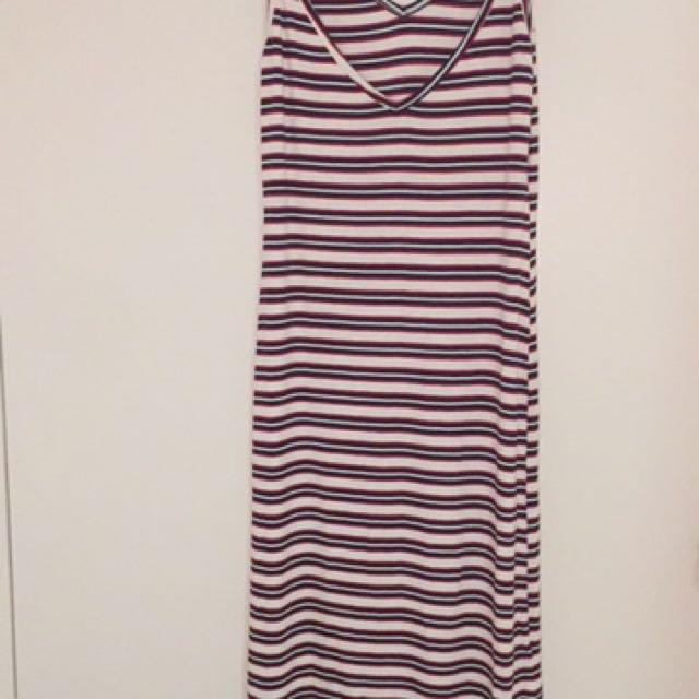 Generel Pants Maxi Dress