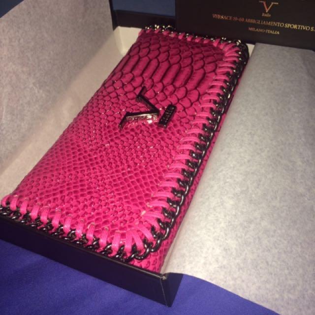 Genuine Versace Milano Italia 1969 Wallet