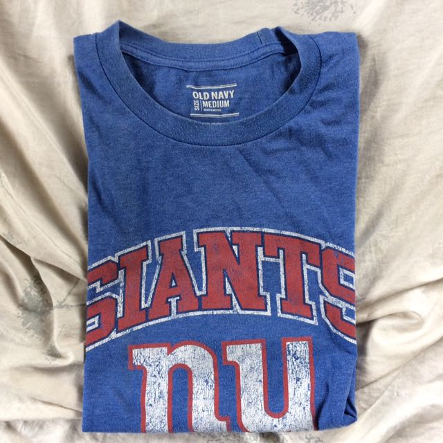 GIANTS SHIRT