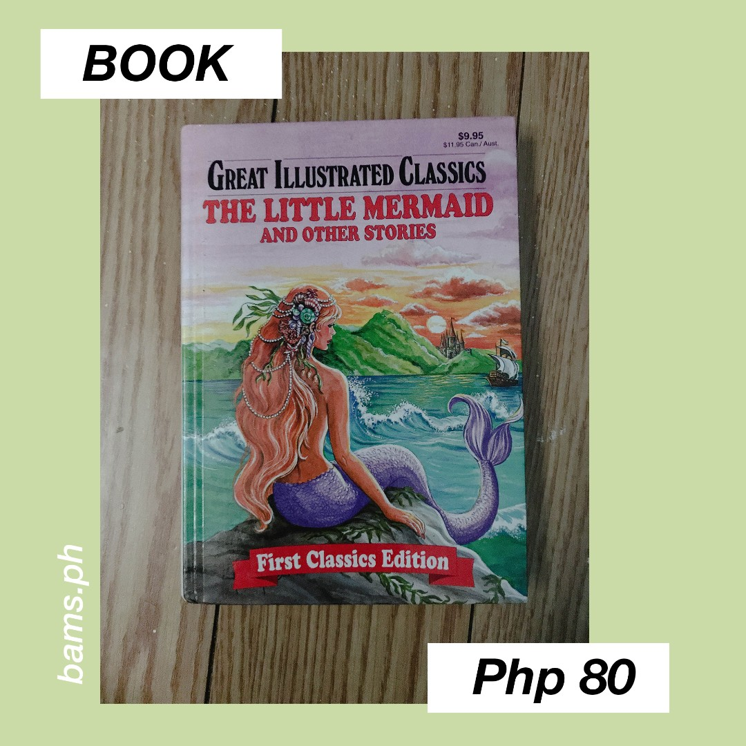 Great Illustrated Classics: The Little Mermaid and Other Stories