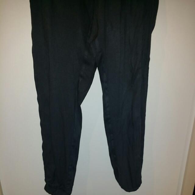 Grey Cargo Pant