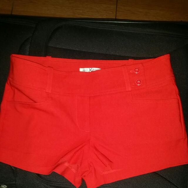 Have&have Short Shorts Size Small On Tag