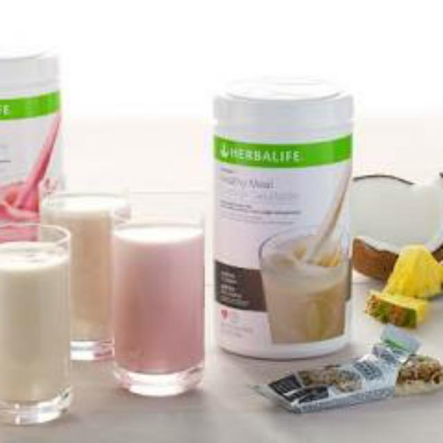 Herbalife Protein Shake Powder