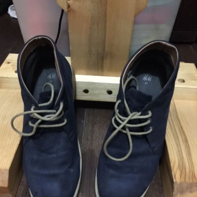 H&M Chukka Boots