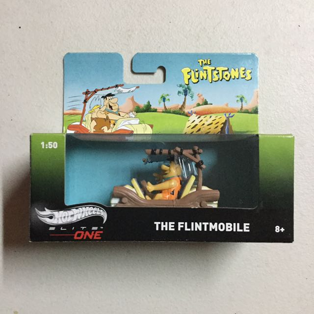 Hot Wheels Elite 1: The Flintstones