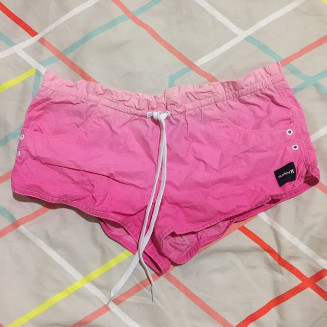 HURLEY Ombré Boardshorts Size Small