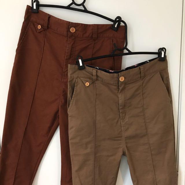 I Love Ugly Pants Size M
