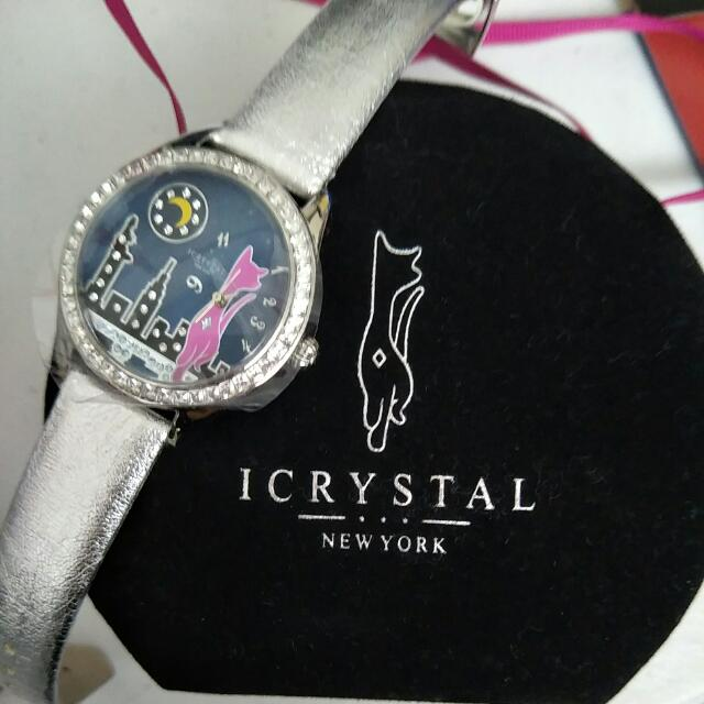 ICRYSTAL Cat watch