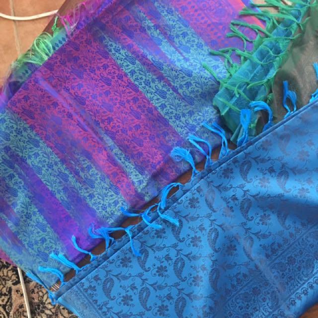 Brand New Multicoloured Scarf