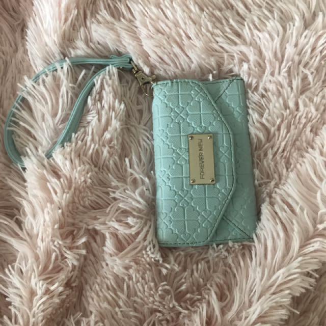 iPhone 5/5s/5c Wallet Case