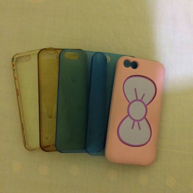 Iphone 5/5s/SE Case Set