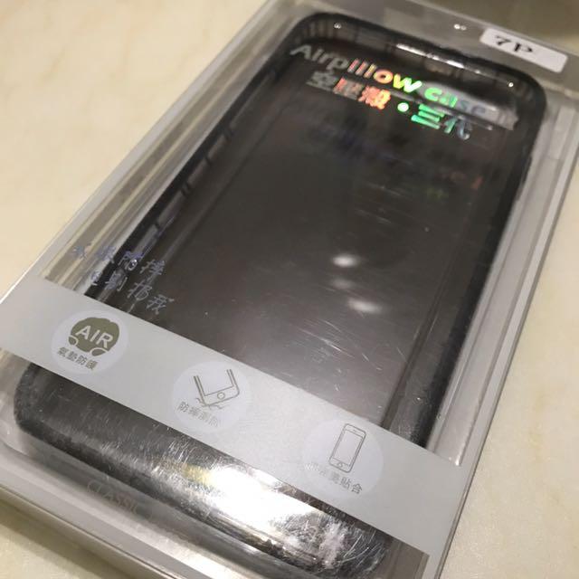 Iphone 7PLus 透黑空壓殼