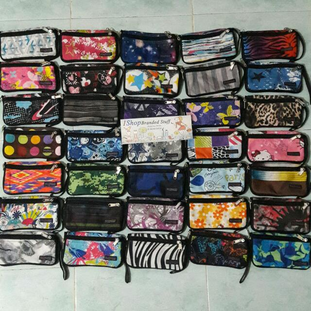 Jansport CP wallets