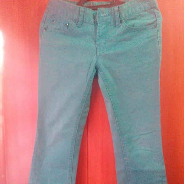 Jeans (Green)