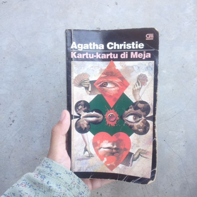 Kartu-Kartu Di Meja (Cards On The Table) by Agatha Christie
