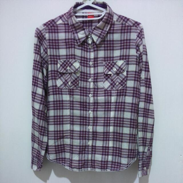 Kickers Plaid Shirt