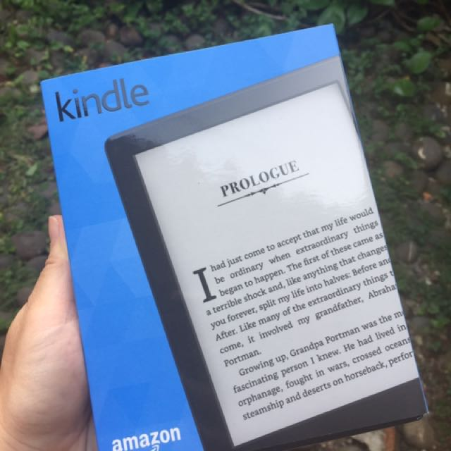 Kindle Amazon E-Reader