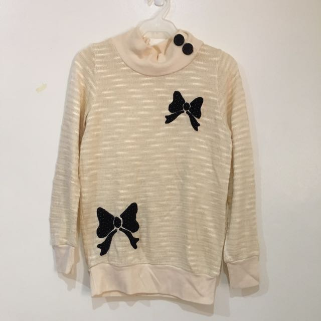 Korean Knitted Sweater (unbranded)