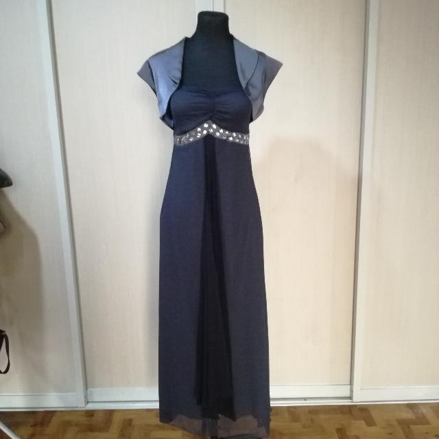 Medium-Large Gown W/ Bolero