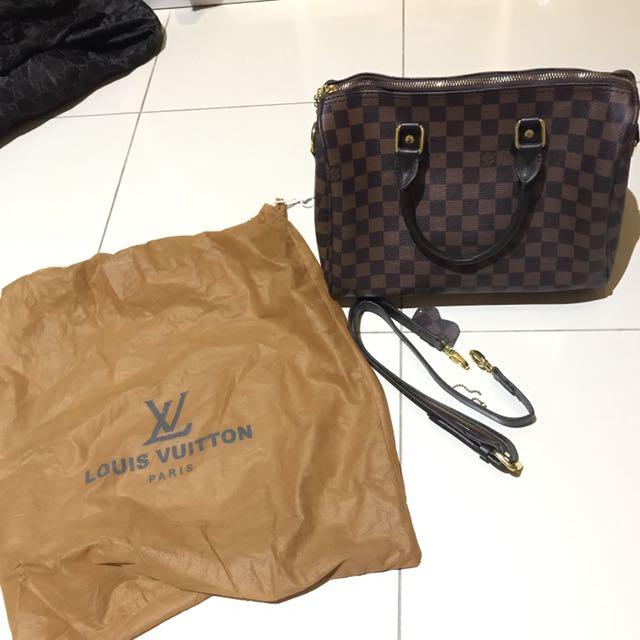 Louis Vuitton Speedy Bag (KW Super)