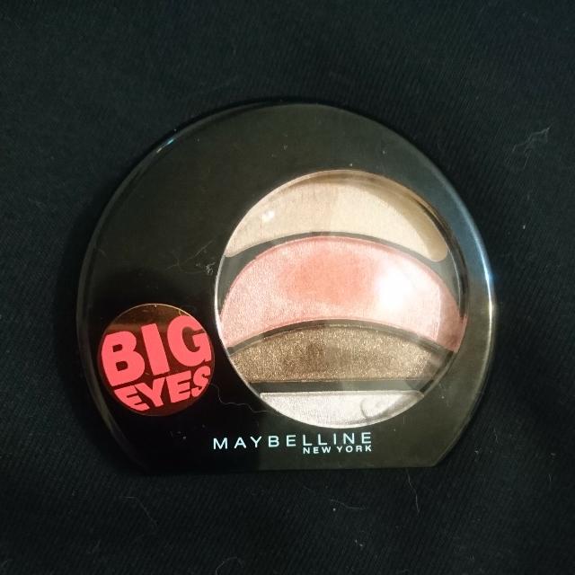 Maybelline 媚比琳 極緻大眼訂製四色眼彩盤