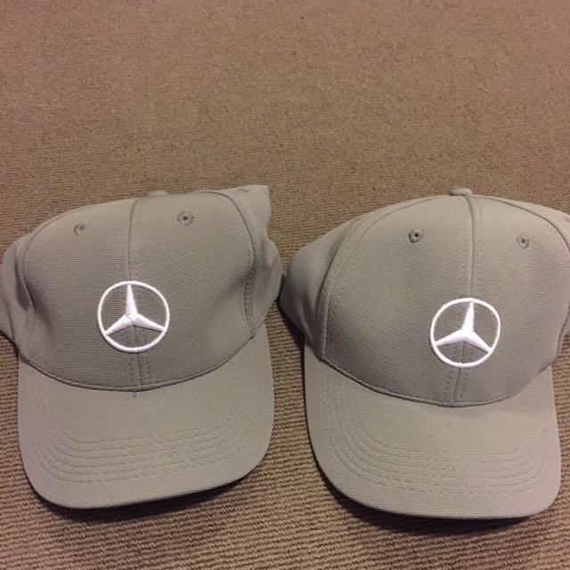 Mercedes-Benz caps