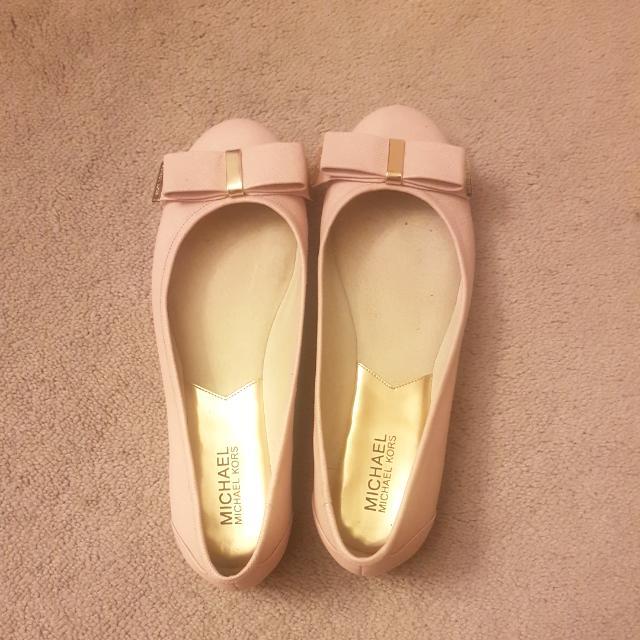 Micheal Kors Ballet Flats