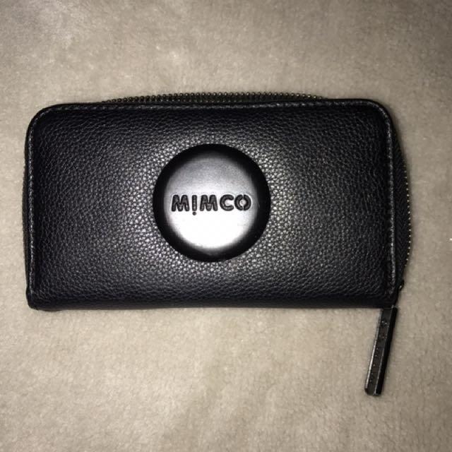 Mimco Mini Travel Wallet