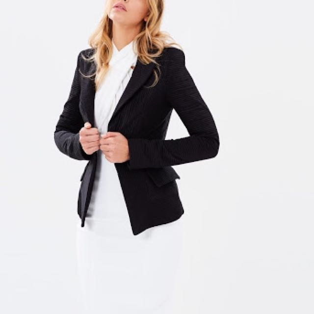 Misha Collection Tillare Quilted Jacket