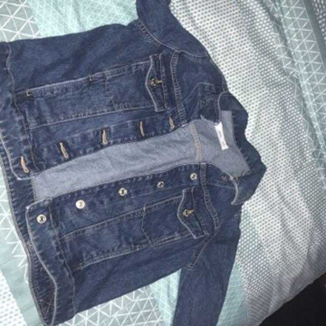MNG Denim Jacket