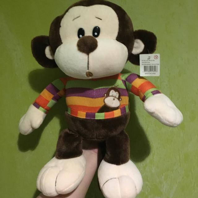 Monkey Stuff Toy