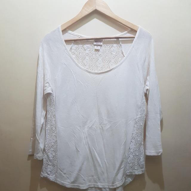 Mossimo Shirt / Cover-up