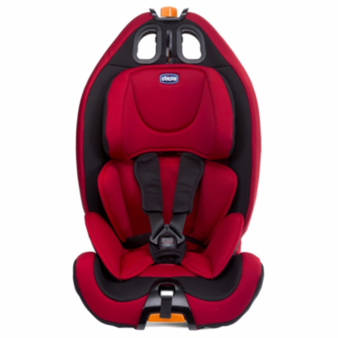 NEW CHICCO Gro Up 123 Race Car Seat