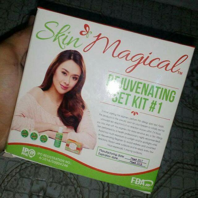 ON HAND SKIN MAGICAL REJUV SET 1