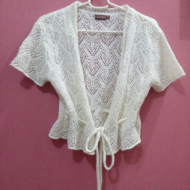 outerwear white