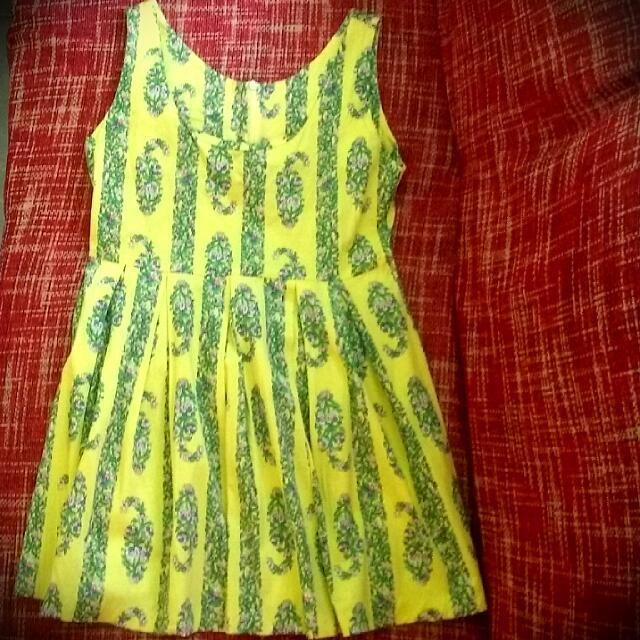 Pleted Dress