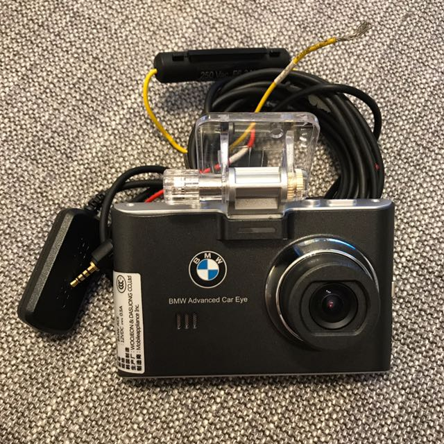 Pre Loved Bmw Advanced Car Eye Camera Photography On Carousell
